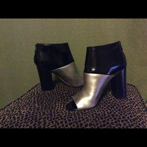 Circus By Sam Edelman open toe Ankle booties